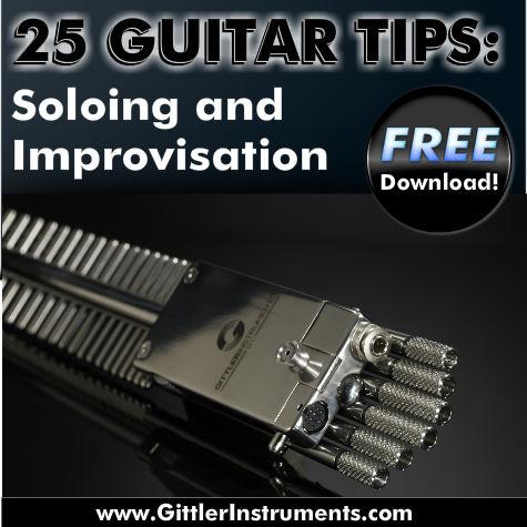 guitar soloing guide - gittler