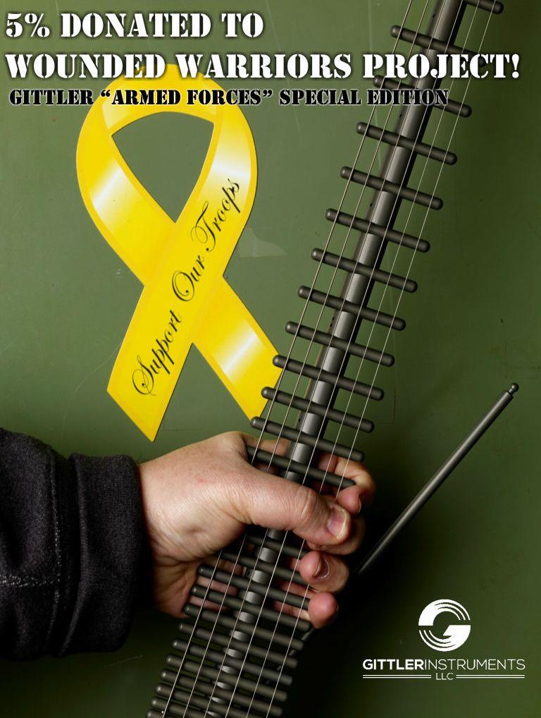AFSE Donation Gittler Guitar